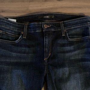 Joe's Jeans Ettie W 30 Petite Bootcut